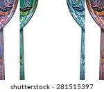 traditional ramadan festive...   Shutterstock . vector #281515397