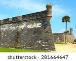 Castillo De San Marcos In St....