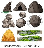 Different Design Of Cave And...