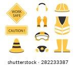 construction sets | Shutterstock .eps vector #282233387