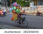ho chi minh  vietnam   aug 23 ... | Shutterstock . vector #282346043