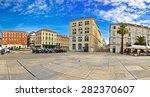 Dalmatian City Of Split...