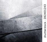 metal background   Shutterstock . vector #282401243
