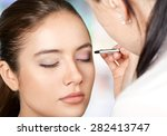 make up  make over series ... | Shutterstock . vector #282413747