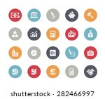 Business and Finance Icons // Classics Series | Shutterstock vector #282466997