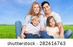 family   Shutterstock . vector #282616763