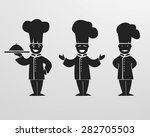 vector illustration or drawing... | Shutterstock .eps vector #282705503