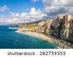 famous historical sea resort...   Shutterstock . vector #282759353