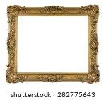 Golden Ornamental Decorative...