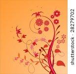 morning flower | Shutterstock . vector #28279702