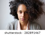close up portrait of an... | Shutterstock . vector #282891467