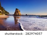 Hoho Rock  Cathedral Cove ...
