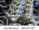 engine shafts | Shutterstock . vector #283222187