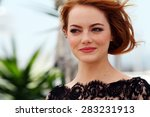 Emma Stone  Attends The ...