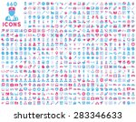 690 medical service  health... | Shutterstock .eps vector #283346633
