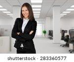 women  business  businesswoman. | Shutterstock . vector #283360577