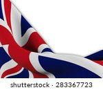 flag of the united states ... | Shutterstock . vector #283367723