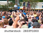 seminole  florida   september 8 ... | Shutterstock . vector #283391003
