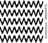 chevron seamless pattern.... | Shutterstock .eps vector #283642973