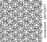 flower background. seamless... | Shutterstock .eps vector #283710377