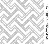 abstract geometric patternby... | Shutterstock .eps vector #283832243