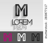 M Designs Celtic Alphabet