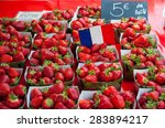 Fresh Strawberries For Sale In...