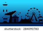 Amusement Park Carnival...