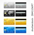Collection Of Credit Cards...