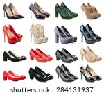 female shoes collection on...