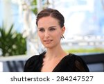 natalie portman attends the 'a... | Shutterstock . vector #284247527