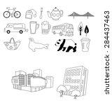 Miscellaneous objectsLine Drawings
