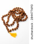 japa mala prayer beads  ...   Shutterstock . vector #284477693