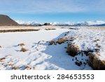 west side   iceland | Shutterstock . vector #284653553