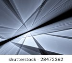 perspective geometric background | Shutterstock . vector #28472362