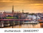 Annapolis  Maryland  Usa State...