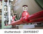 Fire Sprinkler In Petrochemica...