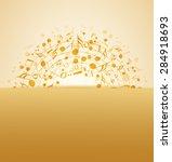 vector illustration of an... | Shutterstock .eps vector #284918693
