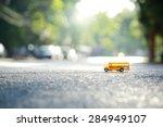 Yellow School Bus Toy Model Th...