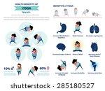 Health Benefits Of Yoga...