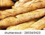A Few Fresh Baked Baguettes....