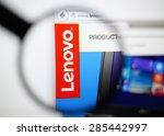 lisbon  portugal   june 6  2015 ... | Shutterstock . vector #285442997
