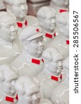Collection White Mao Zedong...