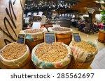 taipei  taiwan  july 8th  2015  ... | Shutterstock . vector #285562697