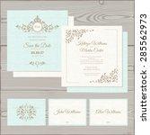 Wedding Invitation  Save The...