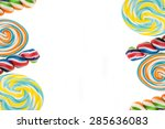 colorful candy   colorful... | Shutterstock . vector #285636083