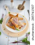 Phyllo Pasty With Beetroot And...