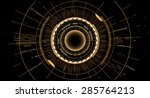 screen graphics | Shutterstock .eps vector #285764213