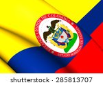 sovereign state of panama  1863 ... | Shutterstock . vector #285813707