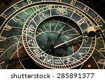 Prague Astronomical Clock....
